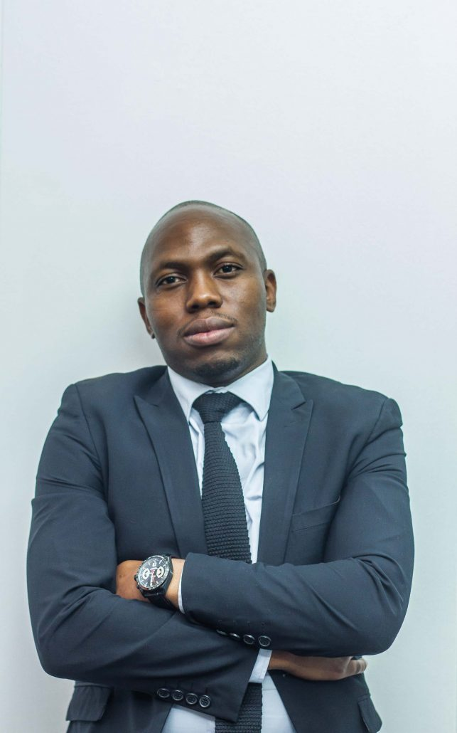 Mthunzi Patrick Magwaza